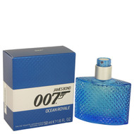 007 Ocean Royale by James Bond Eau De Toilette Spray 1.6 oz (Men)