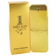 1 Million by Paco Rabanne Eau De Toilette Spray 6.7 oz (Men)