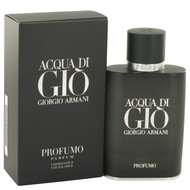 Acqua Di Gio Profumo by Giorgio Armani Eau De Parfum Spray 2.5 oz (Men)