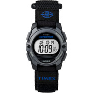 Timex Expedition Digital Core Fast Strap - Black\/Blue [TW4B02400JV]