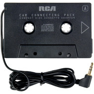 RCA AH600R CD/Auto Cassette Adapter