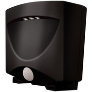 MAXSA Innovations 40342 Battery-Powered Motion-Activated Outdoor Night Light (Black/ Dark Bronze)