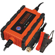 BLACK+DECKER BC2WBD Waterproof Battery Charger/Maintainer (2 Amps)