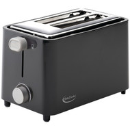 Betty Crocker BC-2605CB 2-Slice Toaster (Black)