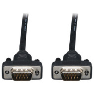 Tripp Lite P502-003-SM Low-Profile High-Resolution SVGA Coaxial Monitor Cable (3ft)