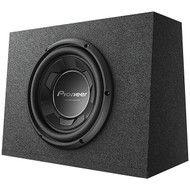 "Pioneer TS-WX106B Compact Preloaded Subwoofer Enclosure (10"")"