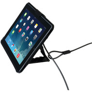 CTA Digital PAD-ATC Antitheft Case with Built-in Stand for iPad