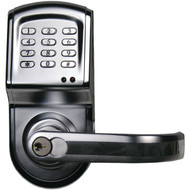 Linear 212LS-C26DCR-RT Electronic Access Control Cylindrical Lockset with Right-Hand Opening