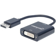 Manhattan 152228 DisplayPort 1.2a to DVI-D Adapter