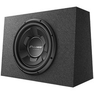 "Pioneer TS-WX126B Compact Preloaded Subwoofer Enclosure Loaded with TS-WX126B (12"")"