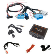 iSimple ISGM655 Connect Factory Radio Interface for DROID, iPad/iPhone/iPod & Other Smartphones (Select 2003-2012 GM Vehicles)