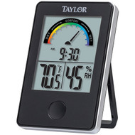Taylor Precision Products 1732 Indoor Digital Comfort Level Station with Hydrometer