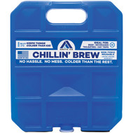 Arctic Ice 1210 Chillin' Brew Series Freezer Pack (2.5lbs)