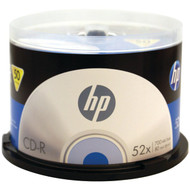 HP CR52050CB 52x CD-Rs, 50-ct Spindle