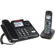 Clarity 53727.000 Amplified Corded/Cordless Phone System with Digital Answering System