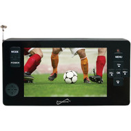 """Supersonic SC-143 4.3"""" Portable Digital LED TV with USB & microSD Card Inputs"""