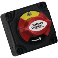 Battery Doctor 20387 Mini Master Disconnect Switch (Single Battery, 2 Position)
