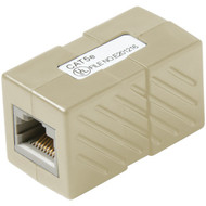 Steren 310-039IV CAT-5E Coupler (Ivory)