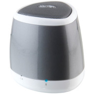 iLive Blue iSB23S Portable Bluetooth Speaker (Silver)