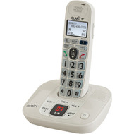 Clarity 53712.000 DECT 6.0 D712 Amplified Cordless Phone with Digital Answering System