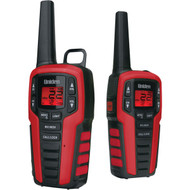 Uniden SX327-2CKHS 32-Mile 2-Way FRS/GMRS Radios (Headsets)