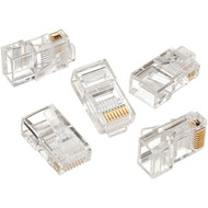 IDEAL 85-346 RJ45 8P8C Mod Plugs (Card of 25)