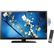 """Supersonic SC-2212 22"""" 1080p LED TV/DVD Combination, AC/DC Compatible with RV/Boat"""