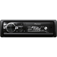 Pioneer DEH-80PRS Single-DIN In-Dash CD Receiver with Bluetooth