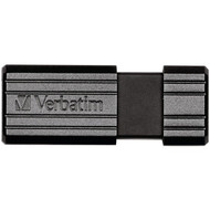 Verbatim 49062 PinStripe USB Flash Drive (8GB)