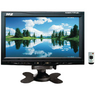 "Pyle PLVHR75 7"" Headrest Monitor with Stand & Headrest Shroud"