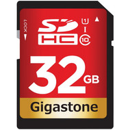 Gigastone GS-SDHC80U1-32GB-R Prime Series SDHC Card (32GB)