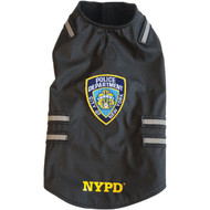 Royal Animals 13Z1007R NYPD Dog Vest with Reflective Stripes (Small)