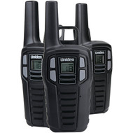Uniden SX167-3CH 16-Mile 2-Way FRS/GMRS Radios (3 pk; with 9 batteries)