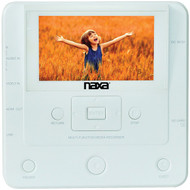 Naxa NTM-1100 DVD/USB Media Recorder with Screen
