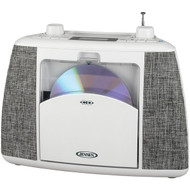 JENSEN CD-565 Portable Bluetooth CD Music System