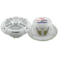 "Pyle PLMRX67 Hydra Series Aqua Pro 6.5"" 250-Watt 2-Way Marine Speakers"