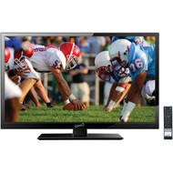 """Supersonic SC-1911 19"""" 720p LED TV, AC/DC Compatible with RV/Boat"""