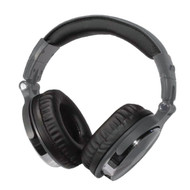 Blaupunkt BP1733 Premium Bluetooth Over-the-Ear Headphones with Microphone (Gray)