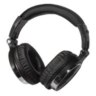Blaupunkt BP1731 Premium Bluetooth Over-the-Ear Headphones with Microphone (Black)