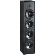 BIC America DV64 200-Watt 2-Way 6.5-Inch Slim-Design Tower Speaker for Home Theater and Music