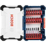 Bosch SDMS24 24-Piece Impact Tough Screwdriving Custom Case System Set