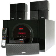 Pyle PT589BT 5.1-Channel Bluetooth Receiver and Surround Sound Speaker System