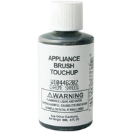 No Logo W10446202 Appliance Brush-on Touch-up Paint (Chrome Shadow)