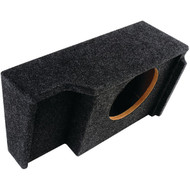 "Atrend A151-10CP BBox Series Subwoofer Box for GM Vehicles (10"" Single Downfire, GM Ext Cab)"