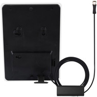 ANTOP Antenna Inc. AT-204BB AT-204B Smartpass Amplified Photo-Frame Indoor HDTV Antenna (Glossy Piano Black)