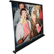 Pyle PRJTP46 Retractable Pull-out-Style Manual Projector Screen (40-Inch)