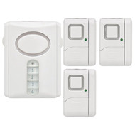 GE 51107 Wireless Alarm System Kit