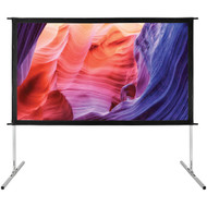 GPX PJS709 Indoor/Outdoor Projection Screen (70 Inch)