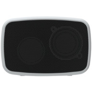 Ematic ESQ206SL Rugged Life NOIZE Bluetooth Speaker (Silver)