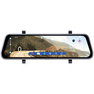 BOYO Vision VTR93M Streaming-Media Rearview Mirror Monitor with HD Cameras and DVR